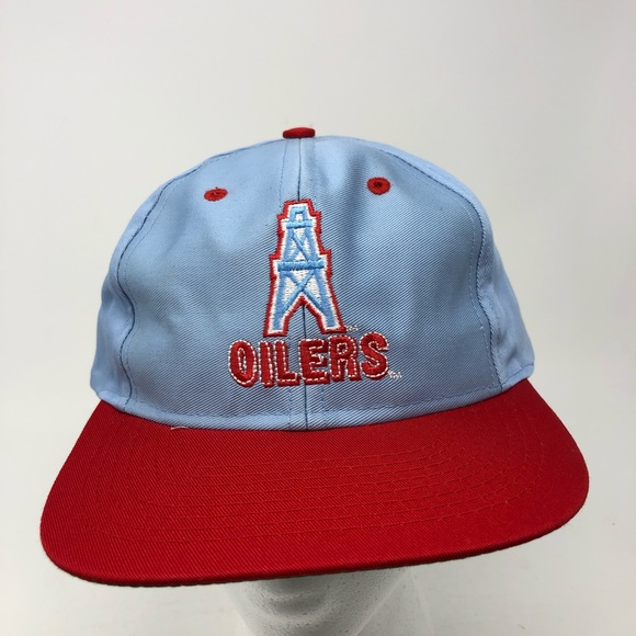 5510b4384541f9 Team NFL Accessories | Houston Oilers Hat New | Poshmark